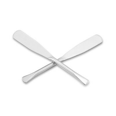 Abbott Collection Paddle Butter Spreaders (Set of 2)
