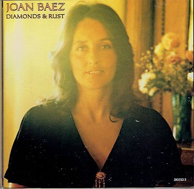 CD - JOAN BAEZ - Diamonds & Rust
