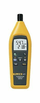 Fluke 971 Temperature Humidity Meter with Backlit Dual Display-20 to 60 D... New
