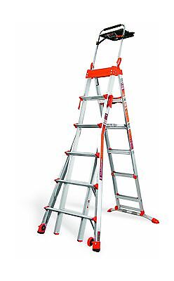 Little Giant Ladder Systems 15109-001 300-Pound Duty Rating Select Step 6... New