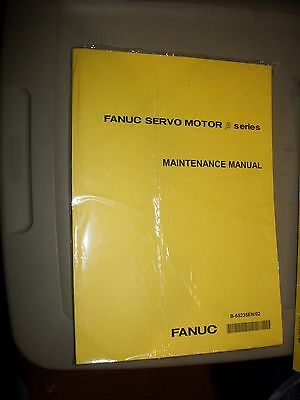 Fanuc AC Servo Motor Beta Series Maintenance Manual B-65235EN/02 1996