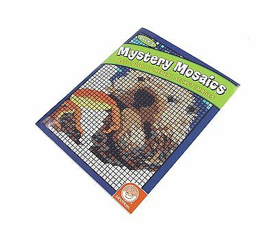 MindWare Mystery Mosaics Book 5-20 Unique Puzzles-Teaches Creativity and ... New