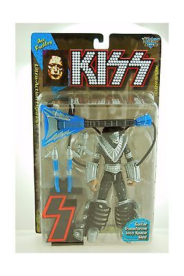 Mcfarlane Toys 1997 - Mcfarlane - Kiss - Ace Frehley : Space Ace - Ultra ... New