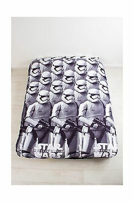 Disney Star Wars 'Stormtroopers' Rotary Double Duvet Cover New