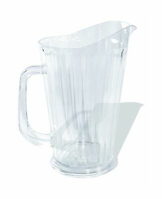 Crestware 60-Ounce Tapered Water Pitcher New