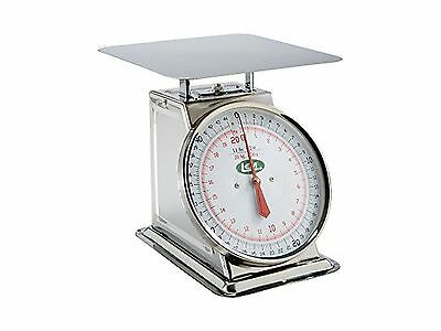 LEM Products 435 Stainless Steel Scale Metallic New