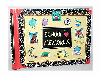 Discovery Toys School Memories Memory Book New