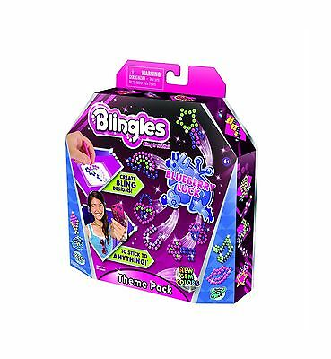 Blingles Theme Pack Series 3 Blueberry Luck Jewelry Making Kit New