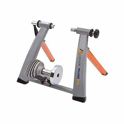 Cascade Health and Fitness 37300 FluidPro Bike Trainer New