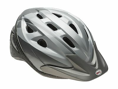 Bell Adult Silver Ti Fang Rig Helmet New