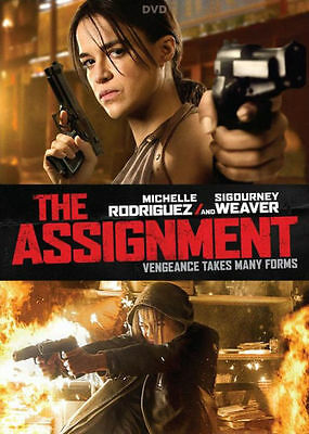 THE ASSIGNMENT (Michelle Rodriguez) - DVD - Region 1