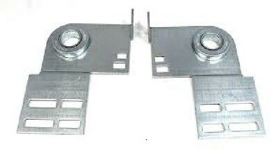 Panel Lift Garage Door  End Bearing Plates - Spare Parts