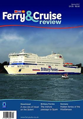 Ferry and Cruise Review Spring 2017