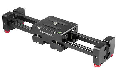 "Proaim Spark 13"" Compact Camera Video Slider akin to Edelkrone system + Carrybag"