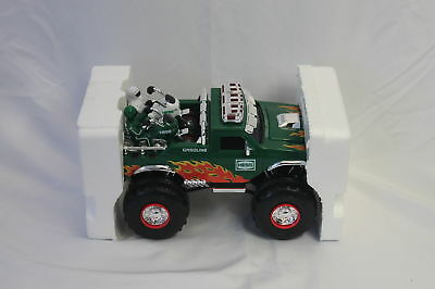 2007 Monster Truck with Motorcycles Original Box EXCELLENT CONDITION
