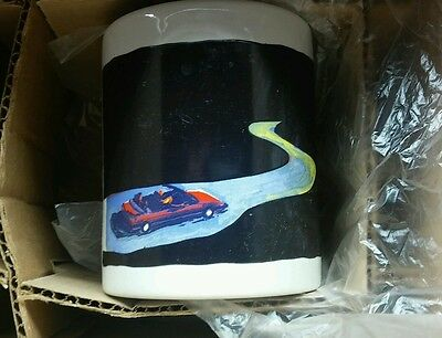 Rare Vintage NIB SAAB 900 9000 Coffee Mug Find your own Road Houze Magic color
