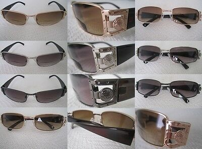 Bifocal Safety Reading Sun Glasses Sunglasses Driving Sport Olive Smoke Lens