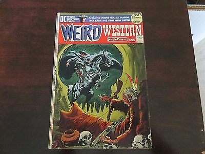 Weird Western Tales #12 (Jun-Jul 1972, DC) VF- 7.5