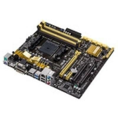 Asus A88Xm-Plus - Motherboard - Mikro-Atx - Socket