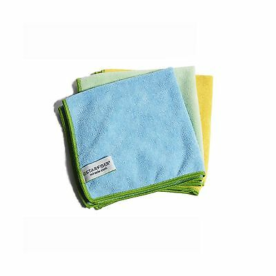Starfiber Microfiber Miracle Cleaning Cloth Kit New