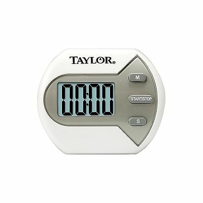 TAYLOR TAP5806 Digital Timer White/Gray New