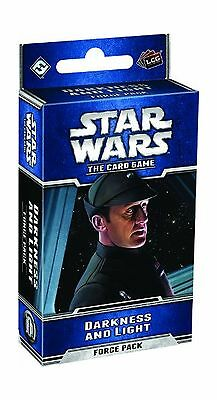 Fantasy Flight Games Star Wars Card Game: Darkness and Light New