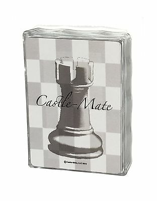 Castle-Mate Game Cards for Chess New