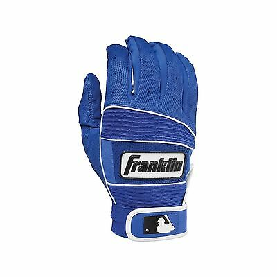 Franklin MLB Neo Classic II Batting Gloves Large Royal New
