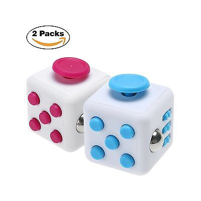 Smartlif Stress Cube Relieves Stress And Anxiety for Children and Adults ... New