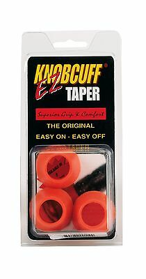 Knobcuff Markwort Knob Cuff Taper Grip-Pack of 3 (Orange) New