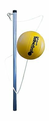 Park & Sun Sports Portable Outdoor Tetherball Set with Carrying Bag and A... New