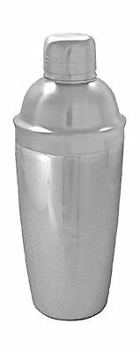 Co-Rect Stainless Steel Cocktail Shaker 58-Ounce New