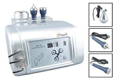 2 in 1 Ultrasonic Ultrasound Liposuction Cavitation Slimming Fat Loss Machine