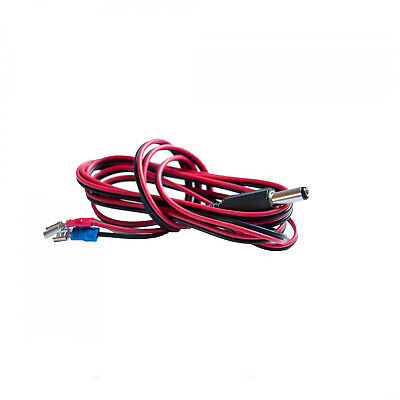 Battery Connection Cable 1.5m For Stealth Cam, DoRR, Moultrie and some HC