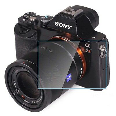 2xFor Sony RX100 A7RII2 Camera 9H Tempered GLASS Screen Protector Bubble Free