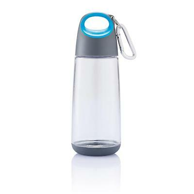 Bopp Mini Water bottle with carabiner blue by XD Design