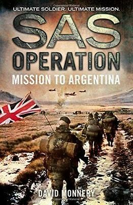 Mission to Argentina (SAS Operation), Monnery, David, New Book