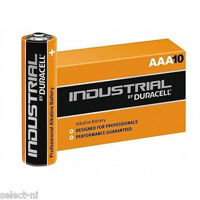 Duracell Industrial Procell Professional Alkaline Battery AAA, AA, C, D, 9V PP3