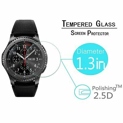 Tempered Glass Screen Protector for Samsung Gear S2 S3 Classic S3 frontier