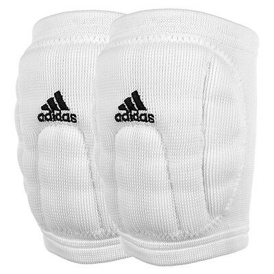 adidas Performance Knee Pad 2.5 Volleyball White Protective Pads
