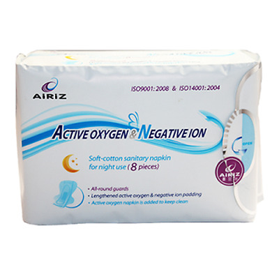 Tiens Night use (Sanitary napkin), 8 pcs.