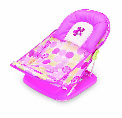 Summer Deluxe Baby Bather Splish Splash - Pink - NEW