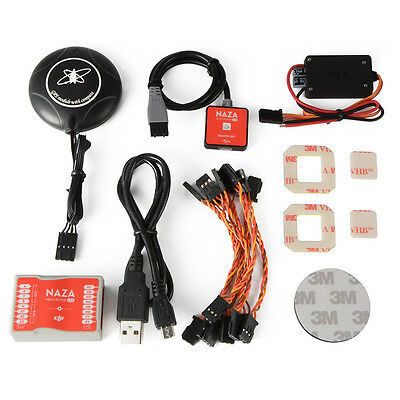 NEO-M8N GPS Module Compass + Naza-M Lite Flight Controller for FPV Drone RC568