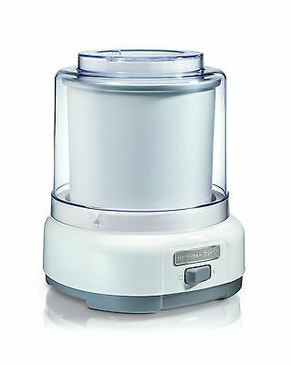 Hamilton-Beach 68880 1.5 Quart Ice Cream Maker White