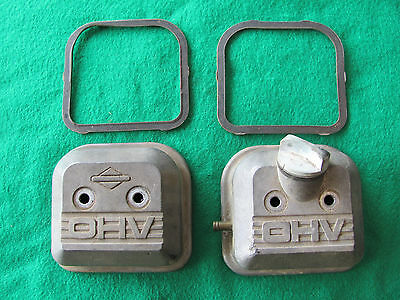 Briggs & Stratton 16HP Vanguard V-Twin 303447 Overhead Valve Covers & gaskets
