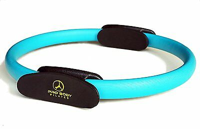 Pilates Ring - Superior Unbreakable Pilates Circle For Focused Toning Blue