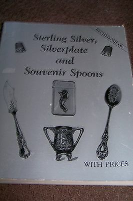 Identification/price Guide Book On Souvenir Spoons