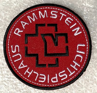 Rammstein Lichtspielhaus Engel Ahoi Music Tour Rock Pop Punk Shirt Iron on Patch