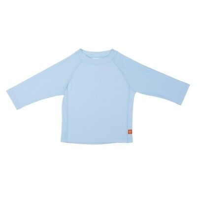 Baby UV protection swim Shirt light blue sz. 0-6,6-12,12-18,18-24,24-36 Months