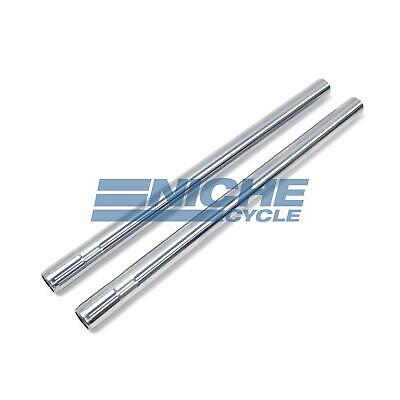 Yamaha XS650 Front Fork Tubes Suspension Stanchions Hard Chrome Stock Length